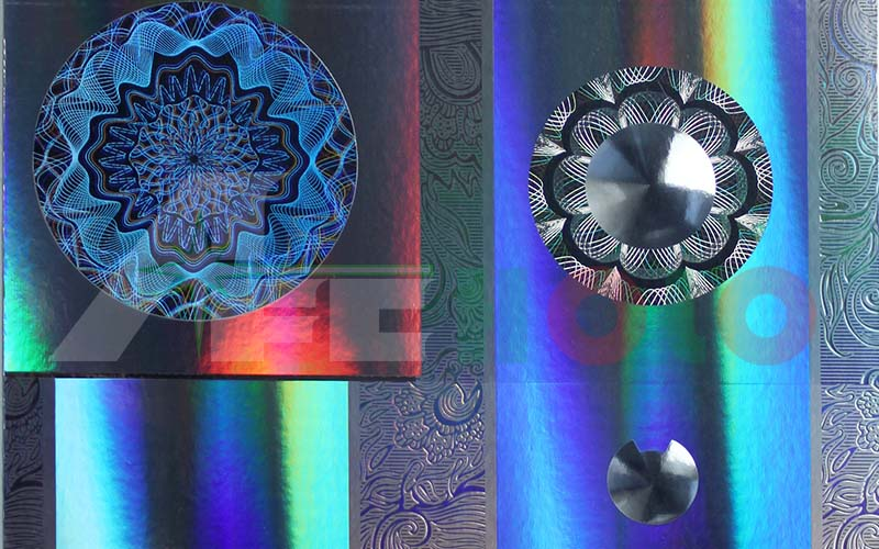 镭射纸元素-(AFC023)