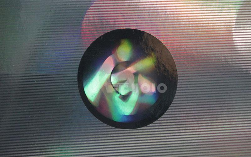 叠影光辨技术