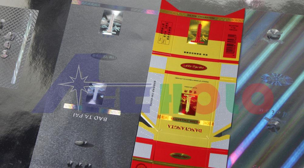 UV固化定位印刷