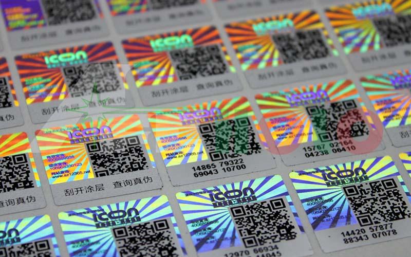 微信防伪标签